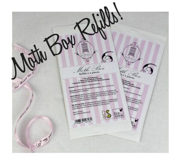 Moth box refills | Natural moth prevention
